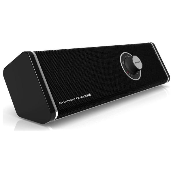 Bluetooth reproduktory Supertooth Disco v. 2.0, A2DP, AV vstup, NiMH baterie