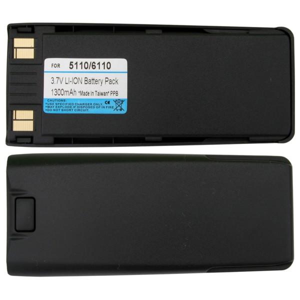 Baterie Li-Ion 1200 mAh, 8 mm pro Nokia 5110, 6110, 6210, 6250, 6310, 7110