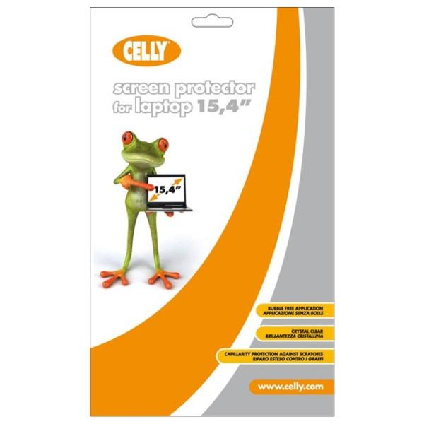 """Screen protector CELLY ochranná folie pro notebook/ laptop 15,4"""",1ks 33,1 x 19,7 cm"""