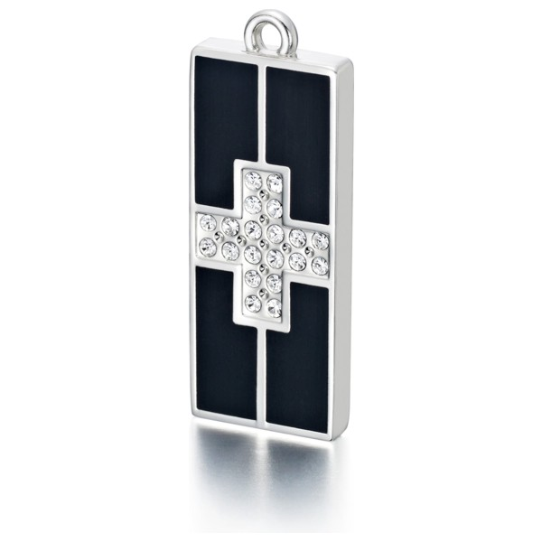 USB Flash disk 8GB s krystaly Swarovski My Memoria Cross
