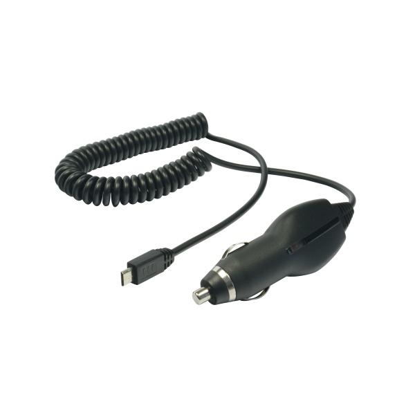 Autonabíječka (CL Plug-in) s microUSB, 1A