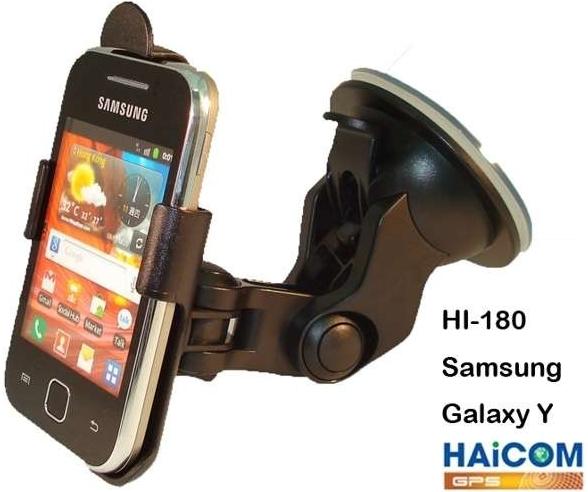 HAICOM Držák do auta pro Samsung S5360 / S5363 Galaxy Y