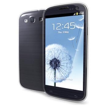 Silikonové pouzdro pro Samsung i9300 Galaxy S III, CELLY Gelskin, průsvitné