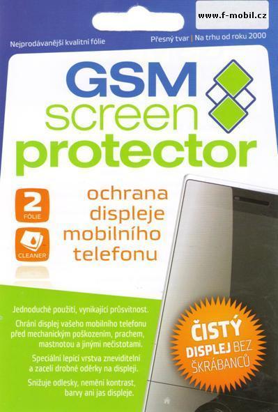 Ochranná fólie Screenprotector pro HTC A310e Explorer