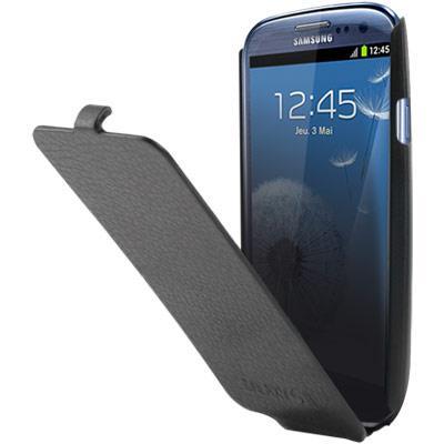 Ochranné vyklápěcí Pouzdro Samsung Flip ETUISMGS3 Samsung Galaxy i9300 SIII/S3 Black