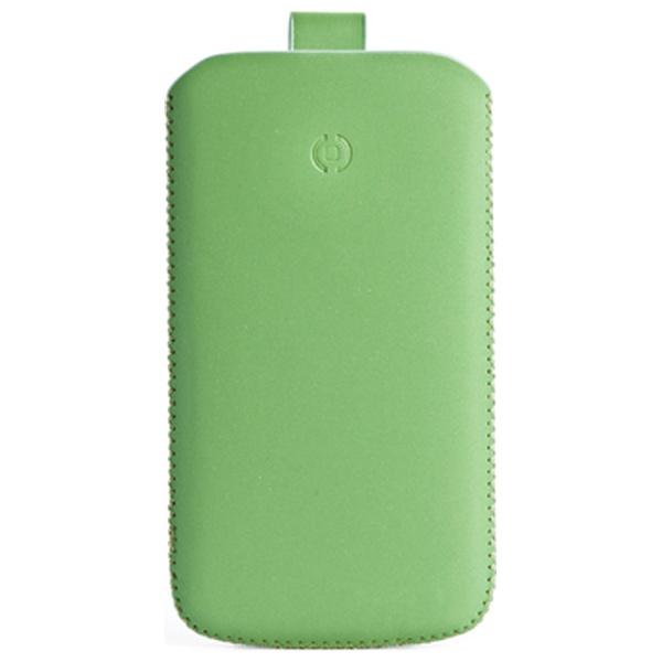 Ochranné pouzdro CELLY Turbo NEO pro Samsung Galaxy S III, velikost XXL, zelené