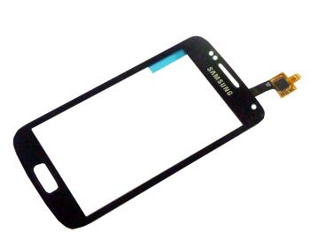 Dotykové sklo, deska Samsung Galaxy W (i8150) White