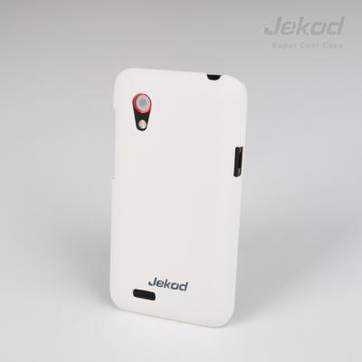 Pouzdro JEKOD Super Cool HTC Desire VT bílé