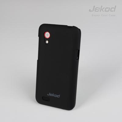 Ochranné plastové pouzdro JEKOD Super Cool HTC Desire VT černé