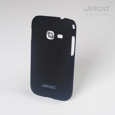 Ochranné plastové pouzdro na mobil JEKOD Super Cool Samsung Galaxy Ace Duos S6802 černé