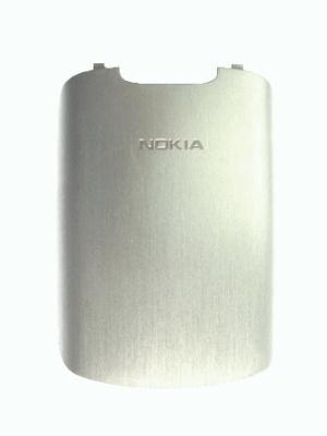 Kryt baterie Nokia Asha 303 Silver