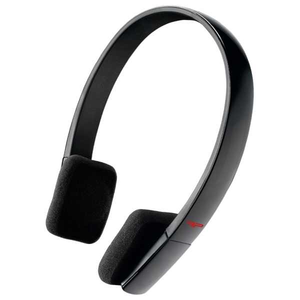 Handsfree bluetooth stereo sluchátka A2DP AUDIOPRO Fly s mikrofonem, dálkové ovládání, černé