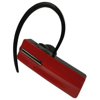 Bluetooth handsfree bezdrátové sluchátko B-Speech JASS Bluetooth v2.1, Multipoint, červený