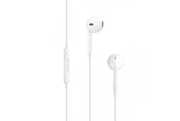 Originální sluchátka EarPods Apple iPhone 5 MD827ZM/A STEREO White