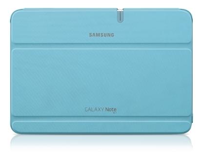 Originální Samsung pouzdro EFC-1G2NLE pro Galaxy Note 10.1 ( N8000 / N8010 ) Light Blue