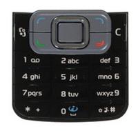 Nokia klávesnice 6120 Classic Black