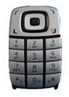 Klávesnice pro Nokia 6101 Silver/Black