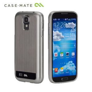 Ochranný zadní kryt (pouzdro) Case Mate pro Samsung Galaxy S4 i9505/i9500 Alu Gunmetal (CM026856)