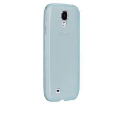 Ochranné gumové pouzdro Olo pro Samsung Galaxy S4 i9505,i9500 Glacier Blue