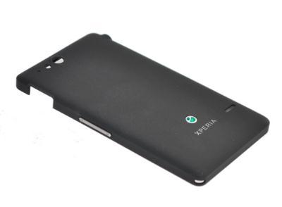 Zadní kryt baterie Sony Xperia GO ST27i Black