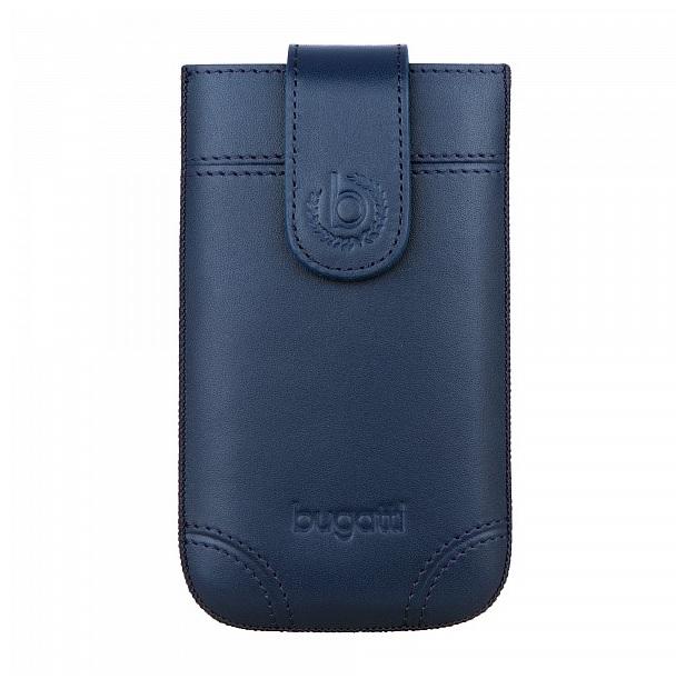Bugatti Kožené Pouzdro Dublin Blue vel. SL