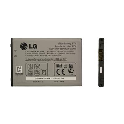 Originální LG baterie LGIP-400N pro LG P500 Optimus One, 1500mAh Li-Ion (bulk)