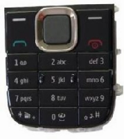 Klávesnice pro Nokia 5130 Silver
