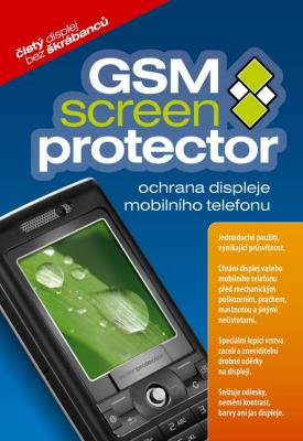Folie na displej Screenprotector pro Samsung i8150 Galaxy W