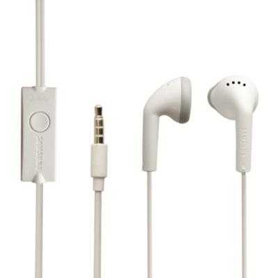 Samsung EHS-61 originální handsfree sluchátka White, 3.5mm (bulk)