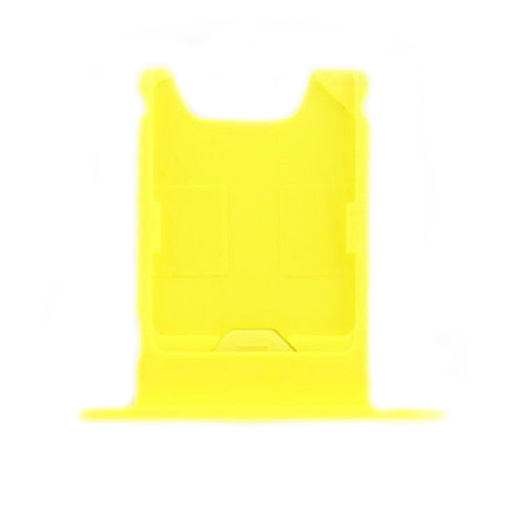 Dvířka (držák, kryt) SIM karty pro Nokia Lumia 820 Yellow