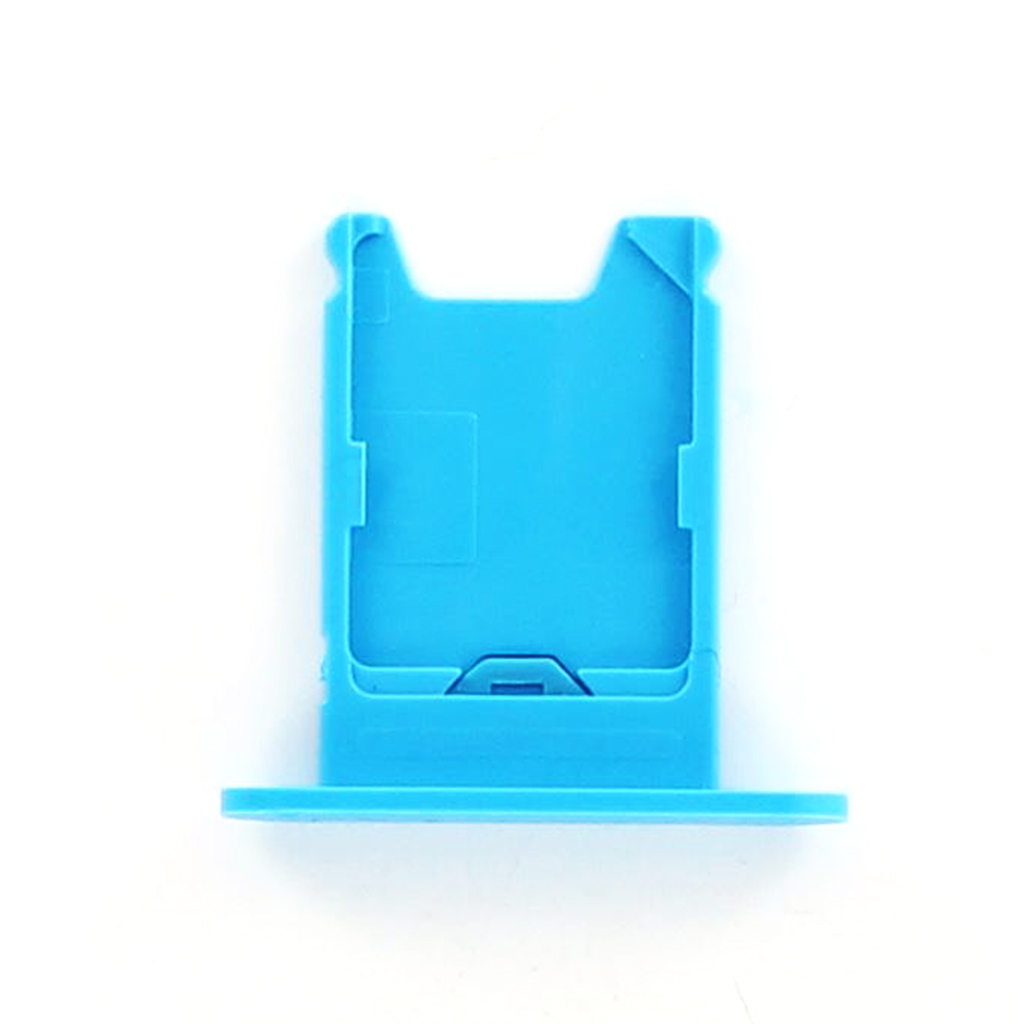 Dvířka (držák, kryt) SIM karty pro Nokia Lumia 820 Cyan