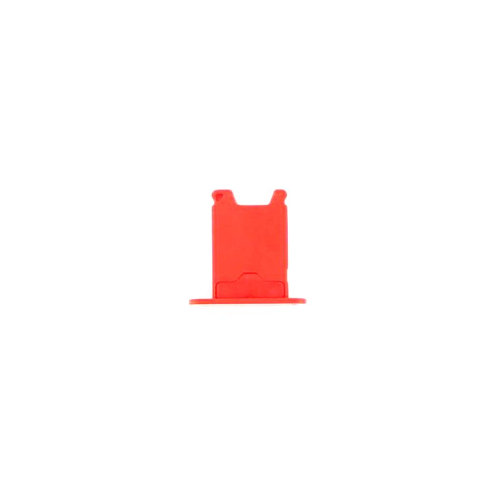 Dvířka (držák, kryt) SIM karty pro Nokia Lumia 820 Red