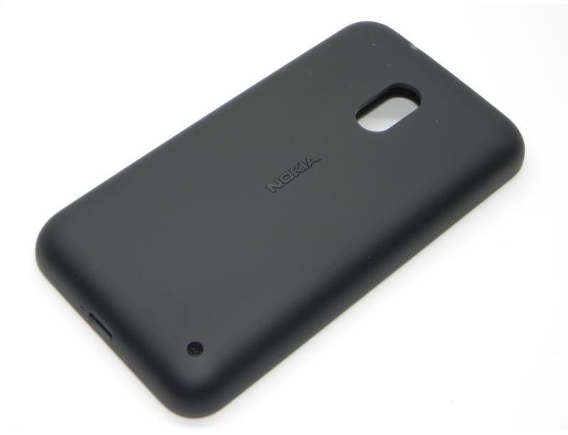 Zádní kryt baterie pro Nokia Lumia 620 černý