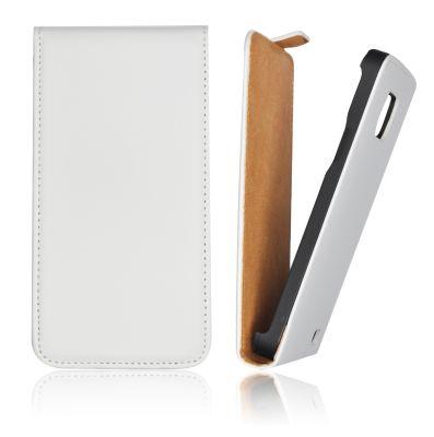 ForCell Slim Flip Pouzdro White pro Samsung Galaxy S III i9300