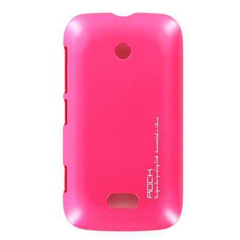 ROCK Extra Shell Zadní Kryt pro Nokia Lumia 510 Red (červený)