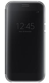 Samsung Clear View Pouzdro Black pro Galaxy A5 2017 (EF-ZA520CBE)