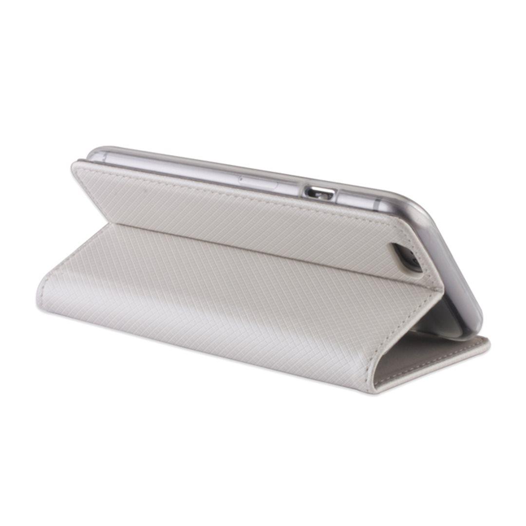 Smart Magnet flipové pouzdro LG K4 (K120) Metalic