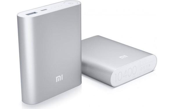 Power bank Xiaomi NDY-02-AN 10000mAh stříbrná
