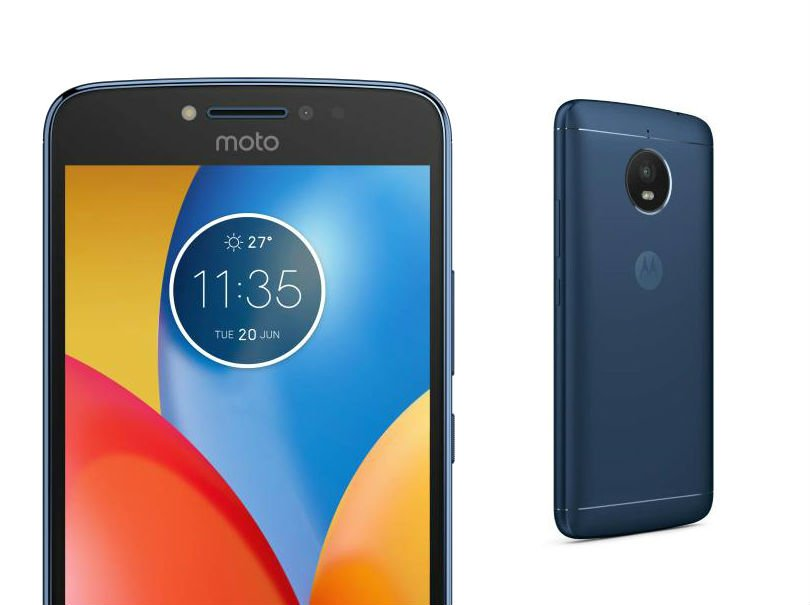 Lenovo Moto E4 DS Oxford Blue