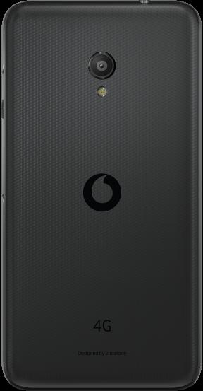 Vodafone Smart Turbo 7 Black