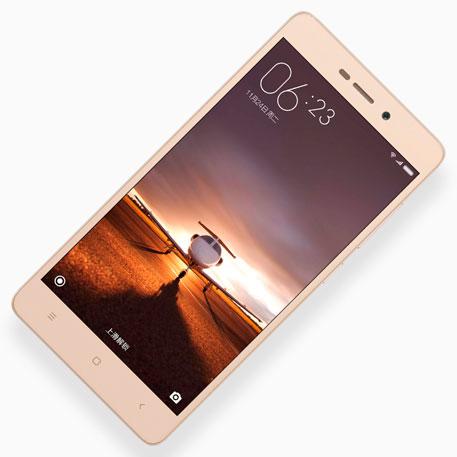 Xiaomi Redmi 3 Dual SIM Gold