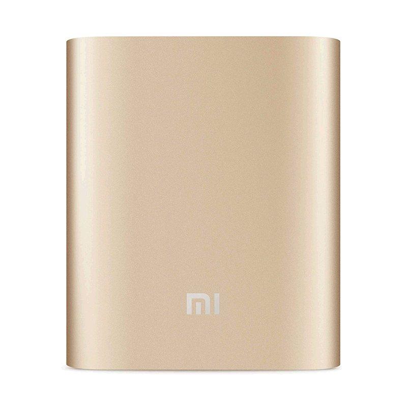 Power bank Xiaomi NDY-02-AN 10000mAh zlatá